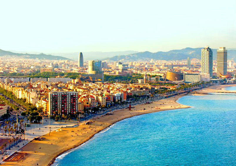 Cheap Hotels In Barcelona Spain Near Airport