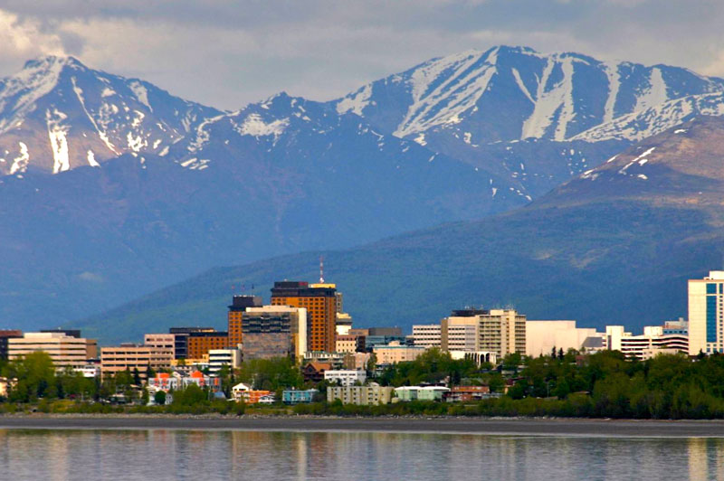 Anchorage Alaska Travel Packages