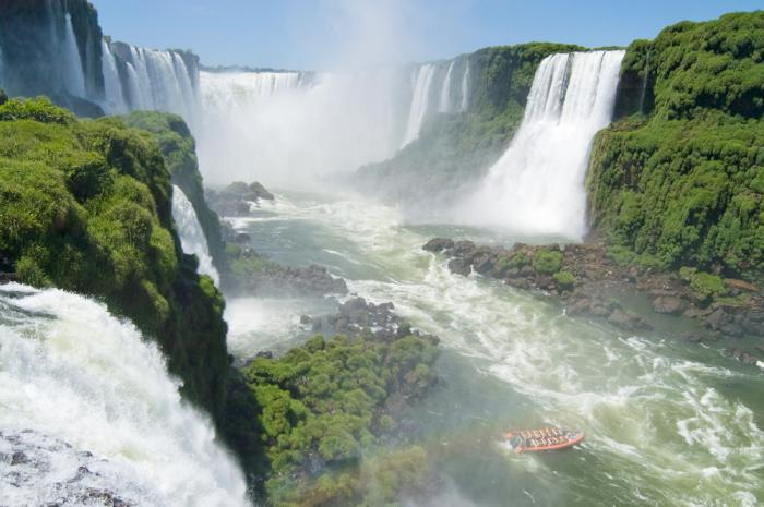 Travel Packages To Iguazu Falls