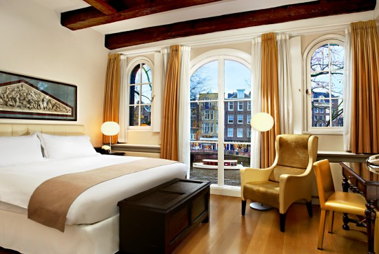 Best Luxury Amsterdam Hotels Jetsetz Com