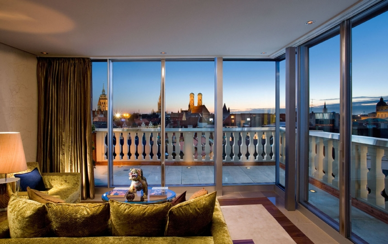 Best Luxury Hotels In Munich