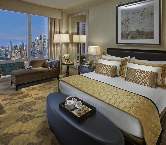 Best Luxury, 5 Star Hotels In New York City