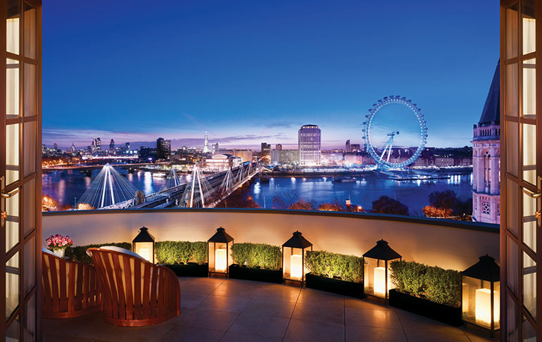 Best luxury hotels in london for Luxury hotel for cheap