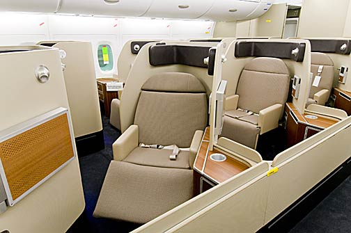how to buy cheap business class flights