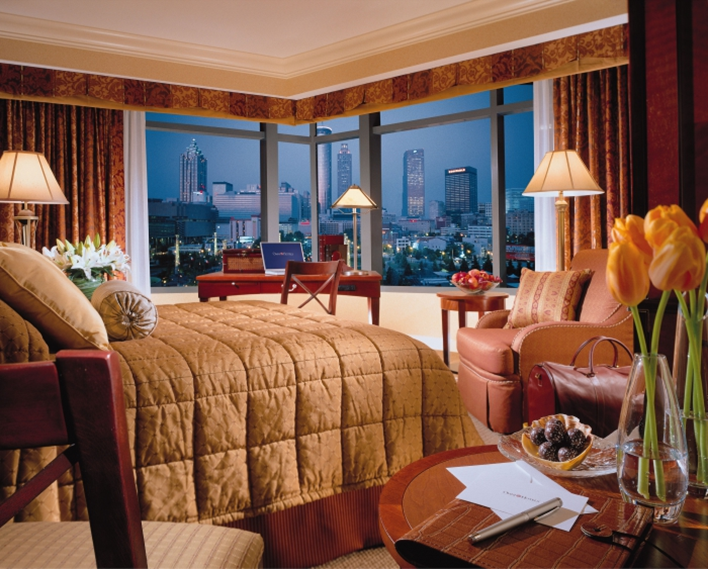 Best luxury hotels in atlanta for Luxury hotel for cheap