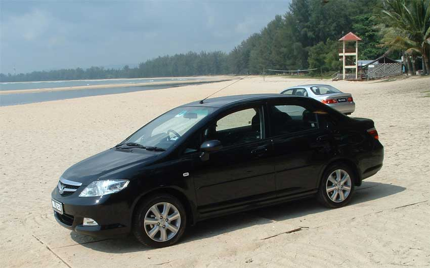 Cheap Phnom Penh Rental Car