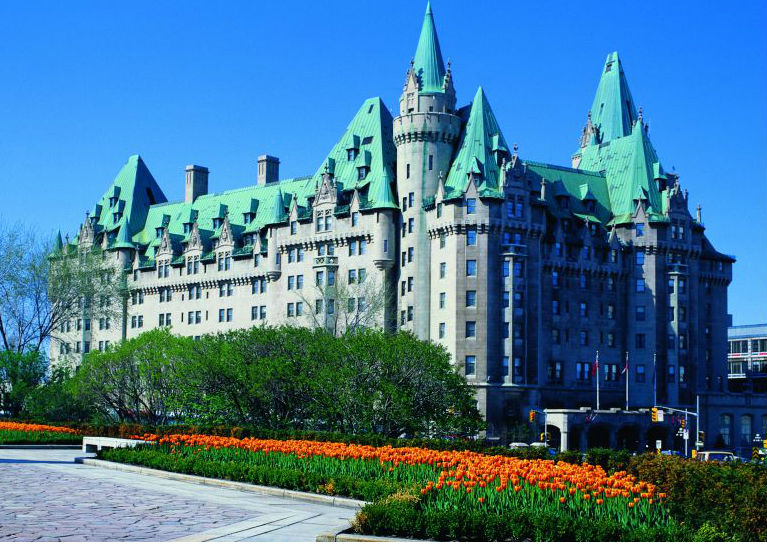 Best luxury ottawa hotels for Boutique hotel ottawa